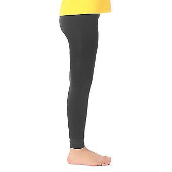 Vrouwen Warm Dikke Fleece Bont Gevoerde Thermische Leggings Solid Stretch Winter Broek