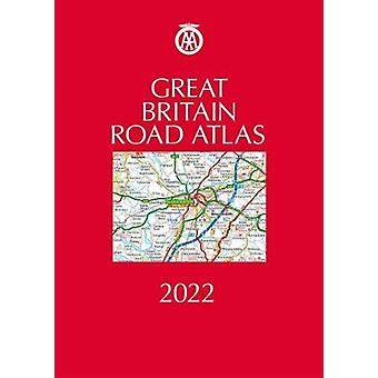 Great Britain Road Atlas 2022