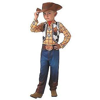 צעצוע של סיפור פעוט וודי קלאסי תלבושות(135 כדי 145cm)