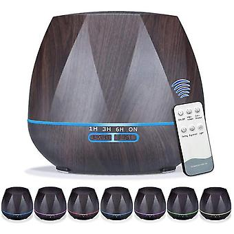 500ml Essential Oil Diffuser, Aromatherapy Ultrasonic Humidifier
