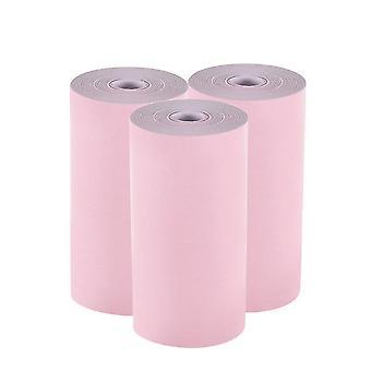 Ontvangstbewijs toevoegen machine papier rollen kleur thermische roll bill ontvangst fotopapier