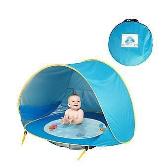 Lasten pop up -telttatalo