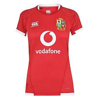 Canterbury Womens British and Irish Lions Pro Shirt 2021 Football Sports Top