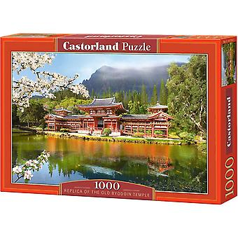 Castorland, Puzzle - Old Byodoin Temple - 1000 Pieces