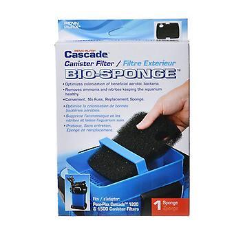 Cascade Canister Filter Bio-Sponge - 1200 & 1500 Bio Sponge (1 Pack)