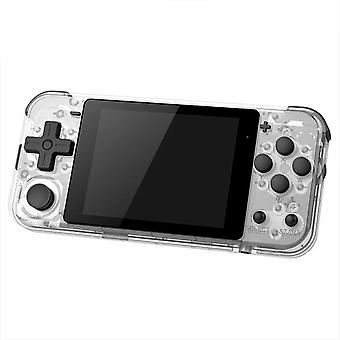 Retro Game Console, 3 Inch IPS Screen Open Dual System Handheld, Video Game Handheld Support