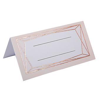 Geo Blush - Place Cards
