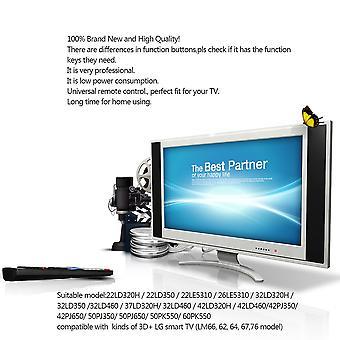 Uniwersalny pilot zdalnego sterowania dla Lg Smart 3d LED LCD Hdtv TV Wielki zamiennik