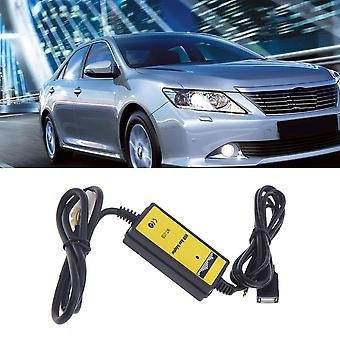 Car Vehicle Aux-in Adapter Auxiliary Aux Usb Audio Cable For Toyota Camry
