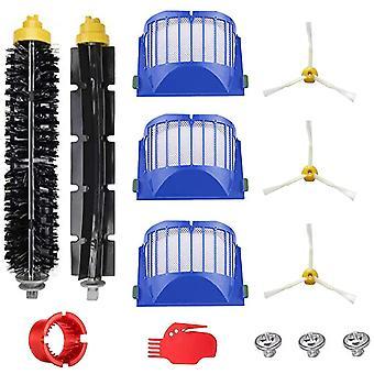 Kit d'accessoires pour aspirateur robot Irobot série 600 13 pièces