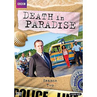 Death in Paradise: Season 2 [DVD] USA import