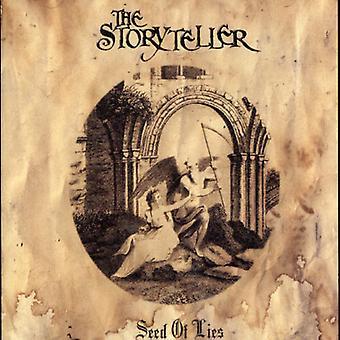Storyteller - Seed of Lies USA import