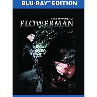 Flowerman [Blu-ray] USA import