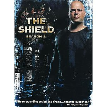 Kilpi - Shield: Season 2 [4 levyjä] [DVD] USA tuonti