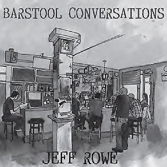 ジェフ ・ ロウ - バースツール会話 [CD] USA 輸入