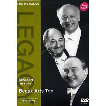 Plays Schubert [DVD] USA import