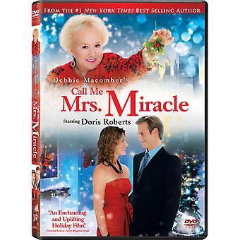 Chame a importação EUA Me Mrs. milagre [DVD]