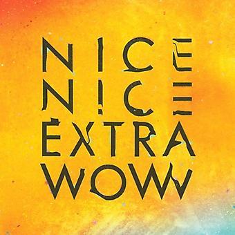Nice Nice - Extra Wow [Vinyl] USA import