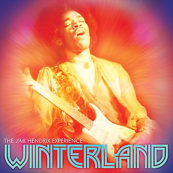 Jimi Hendrix Experience - Winterland [CD] USA import