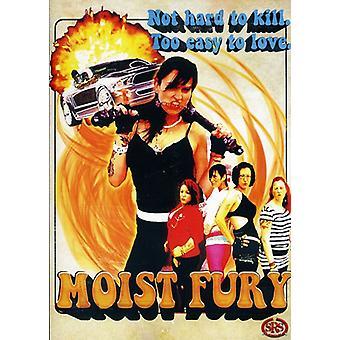 Moist Fury [DVD] USA import
