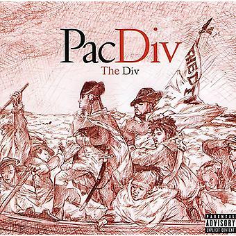 Pac Div - Div [CD] USA import