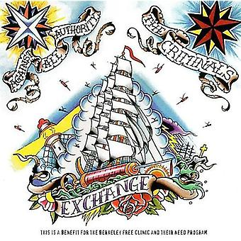 Against All Authority/Criminal - Exchange [CD] USA import