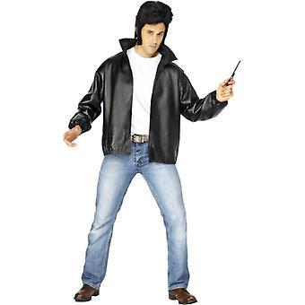 T-Bird piele jacheta ORIGINAL Grease costum piele