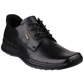 Cotswold Mens Dudley Shoe Black