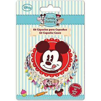 Mickey Mouse Tassen für Cupcakes Backen set 60 Familie Disney Cake Design