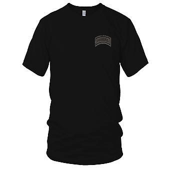 Operration lige Casuse Panama broderet Patch - Rocker Herre T-shirt