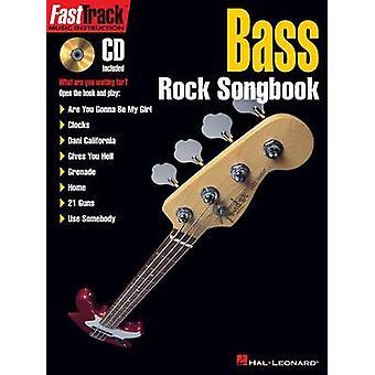 FastTrack Bass Rock Songbook di Hal Leonard Publishing Corporation