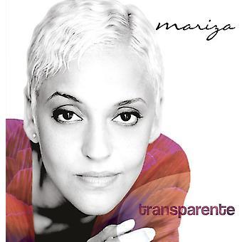 Mariza - Transparente [CD] USA importeren