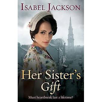 لها هدية الأخوات جاكسون إيزابيل