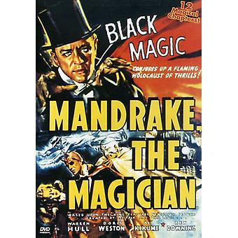 Mandrake the Magician [DVD] USA import