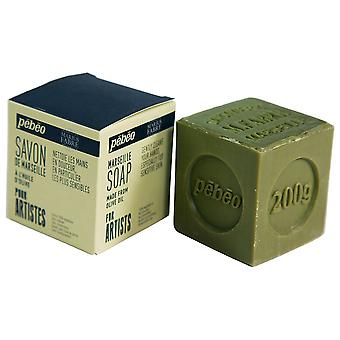 Pebeo Olive Oil Hand Soap for Artists 200g