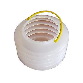 Collapsible Lantern Water Pot with Sponge (10cm)