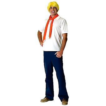 Fred from Scooby Doo Costume