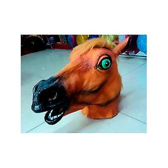 馬の頭マスク
