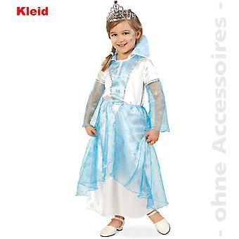 Schneeprinzessin Kostüm Kinder Ice Lady Eiskönigin Kinderkostüm