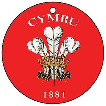 Cymru 1881 auton ilmanraikastustuotteiden