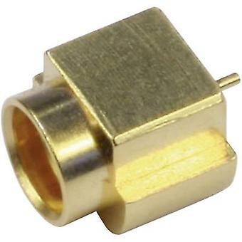 Telegärtner J01341A0081Y MMCX Stecker Sockel, vertikal vertikal 50 x 1 Stk.