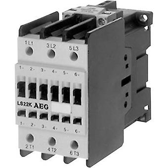 General Electric LS18K.00A00 Contactor 3 makers 18.5 kW 230 V AC + auxiliary contact 1 pc(s)