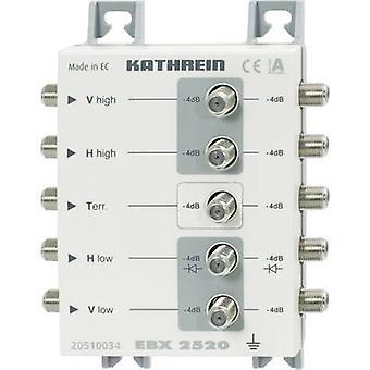 Kathrein EBX 2520 SAT splitter 2-way 5 - 862 MHz, 950 -2150 MHz