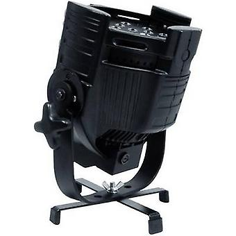 Eurolite FS-1 Floorstand schwarz Stand base Suitable for: PAR spotlight (L x W x H) 215 x 215 x 45 mm