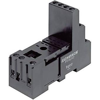 TE Connectivity PT78742 Relay socket 1 pc(s)