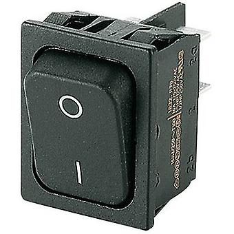 Marquardt Toggle switch 1832.3311 250 V AC 20 A 2 x Off/On IP40 latch 1 pc(s)