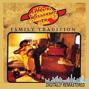 Hank Williams Jr - familie traditie [CD] USA importeren