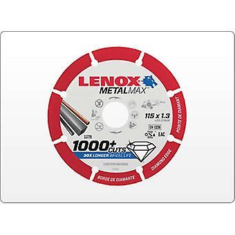 Lenox Metalmax Cut Off Wheel 115mm x 1.3mm 22.23mm Bore