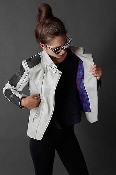 'Marlen leather jacket - JN Llovet'