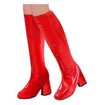Acessórios Boot vermelho cobre